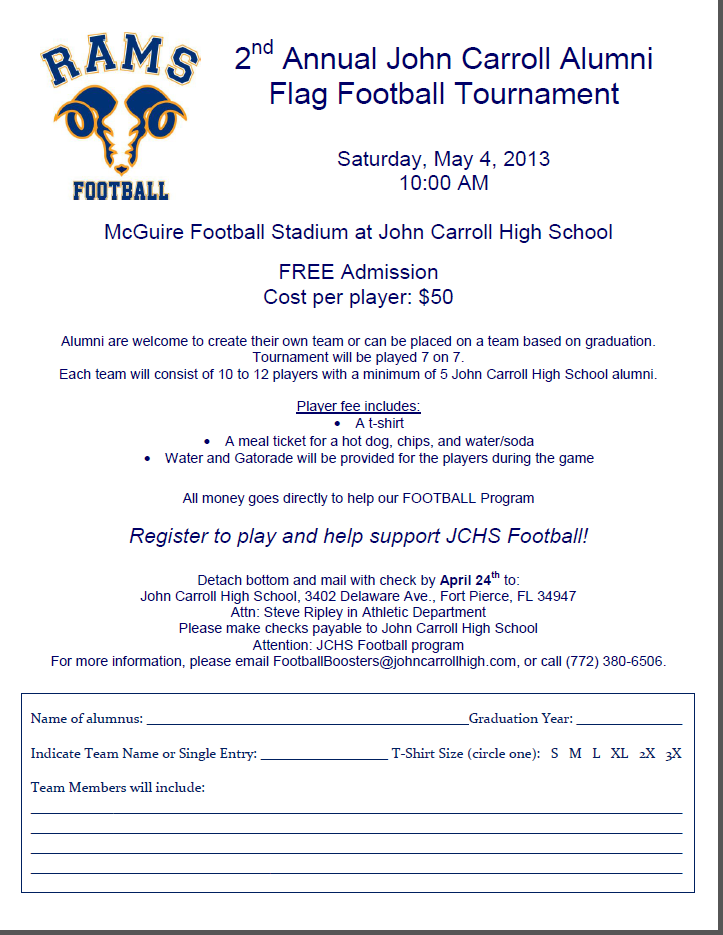 Football Tournament Invitation Letter Best Custom Invitation