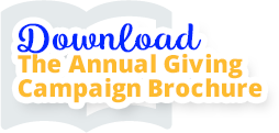 Annual Giving Campaign Brochure